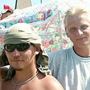 Севастополь, август 2006