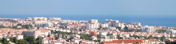 Панорама  Протараса